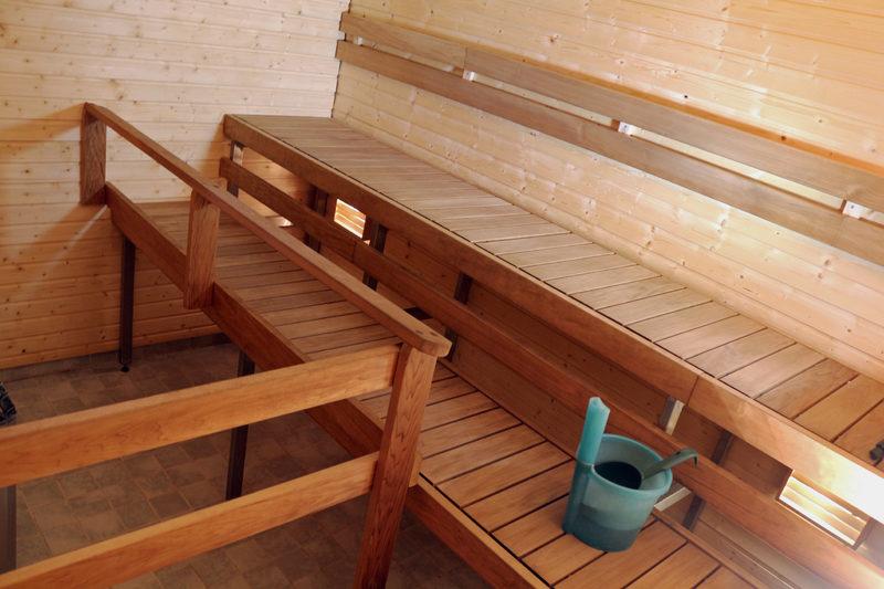 Iso Sauna- Nyyssänniemi
