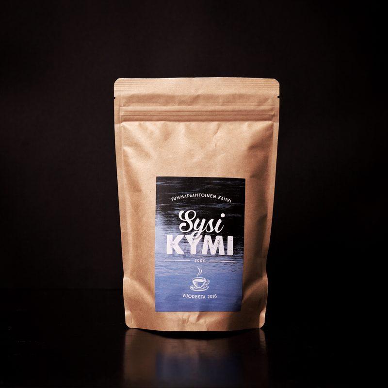 Sysikymi-kahvi 200g