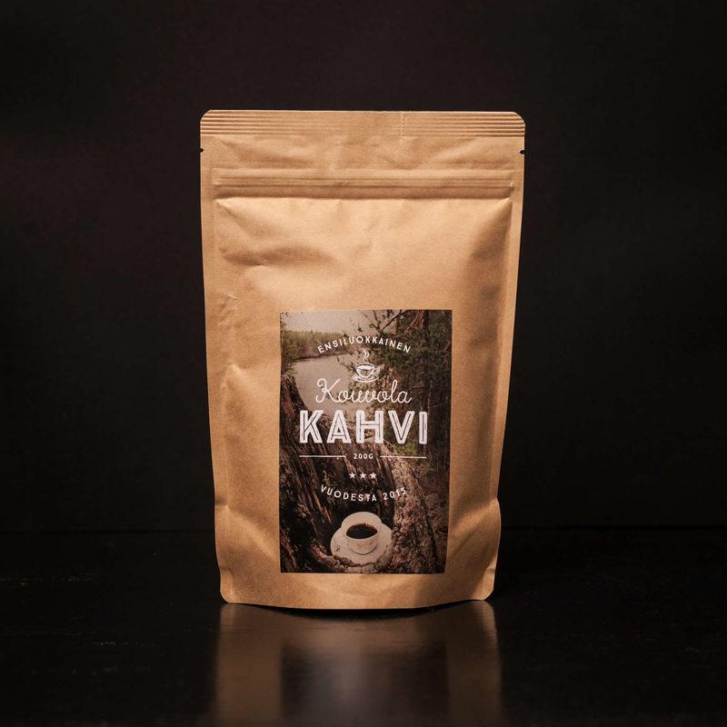 Kouvola-kahvi 200g
