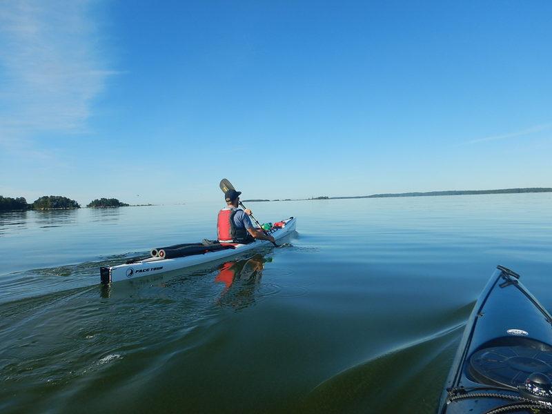 Melonnan alkeiskurssi Sarfvikissa (JVdeal -vesiurheiluvuokraamo)