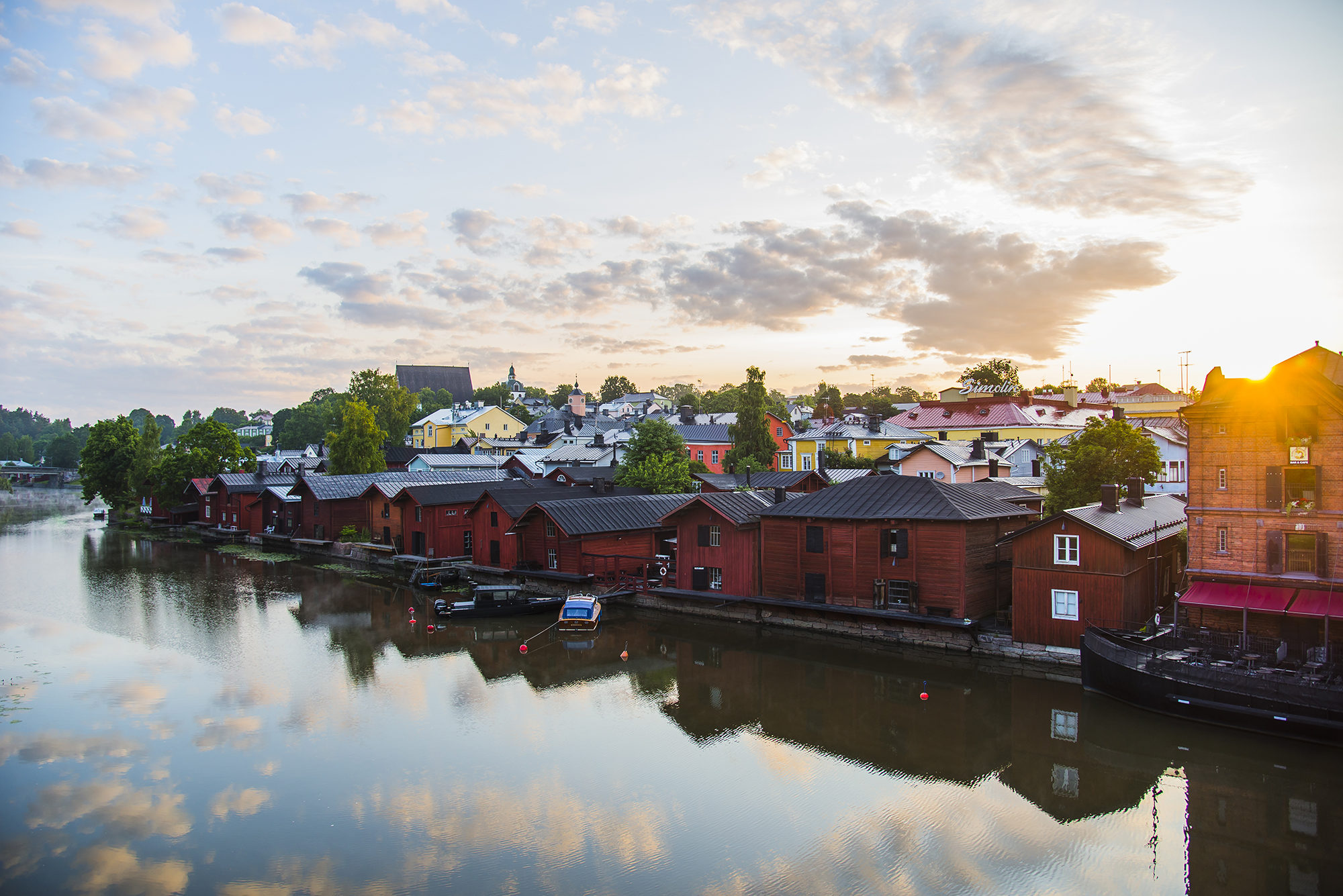 Porvoo - City of charming moments