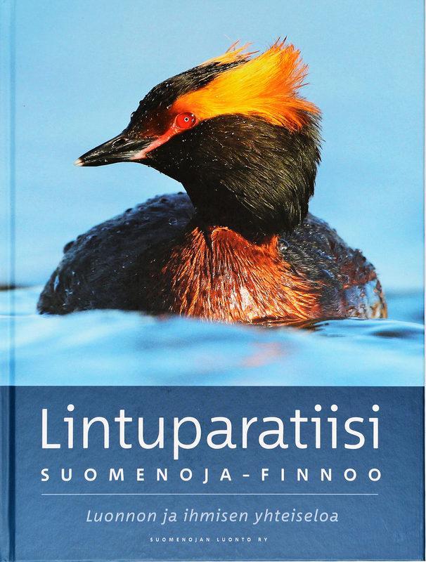 Lintuparatiisi kirja Suomenojan luonto ry