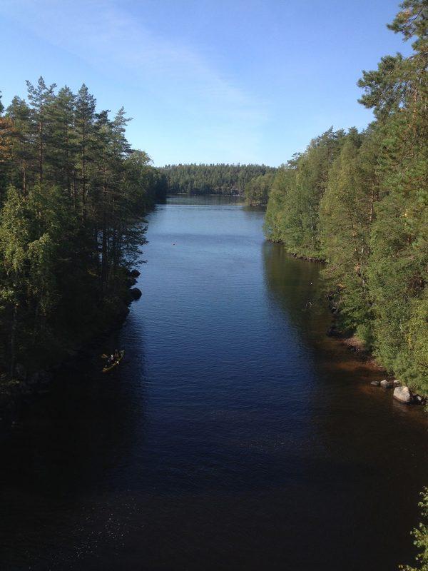 Melonta Repovesi Kapiavesi - Tervajärvi