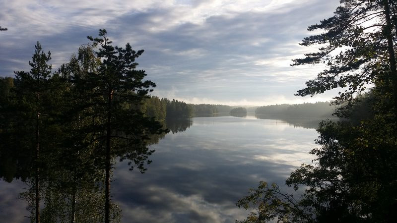 CITS-Hike in Nuuksio national park