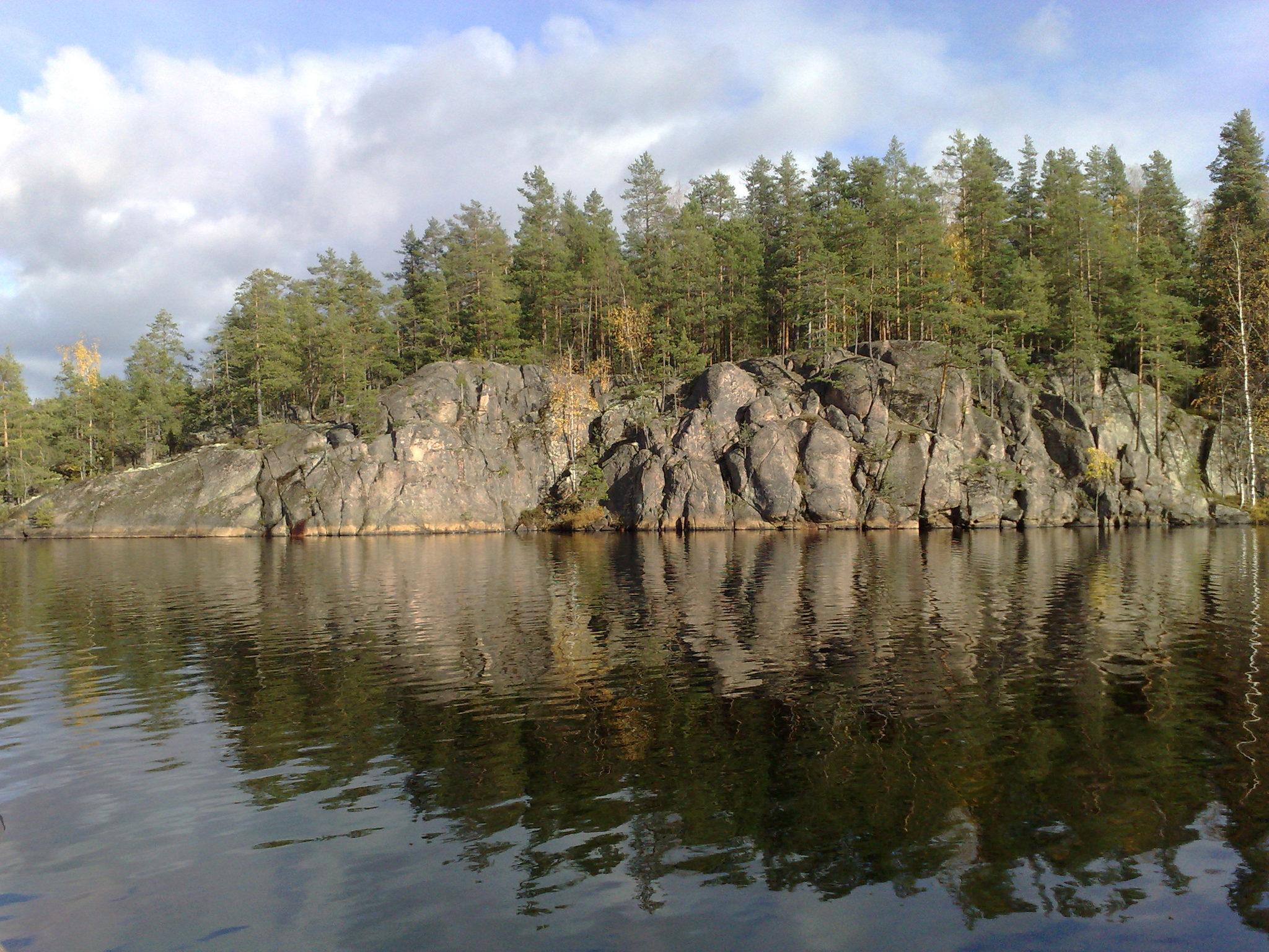 Repoveden kansallispuistossa