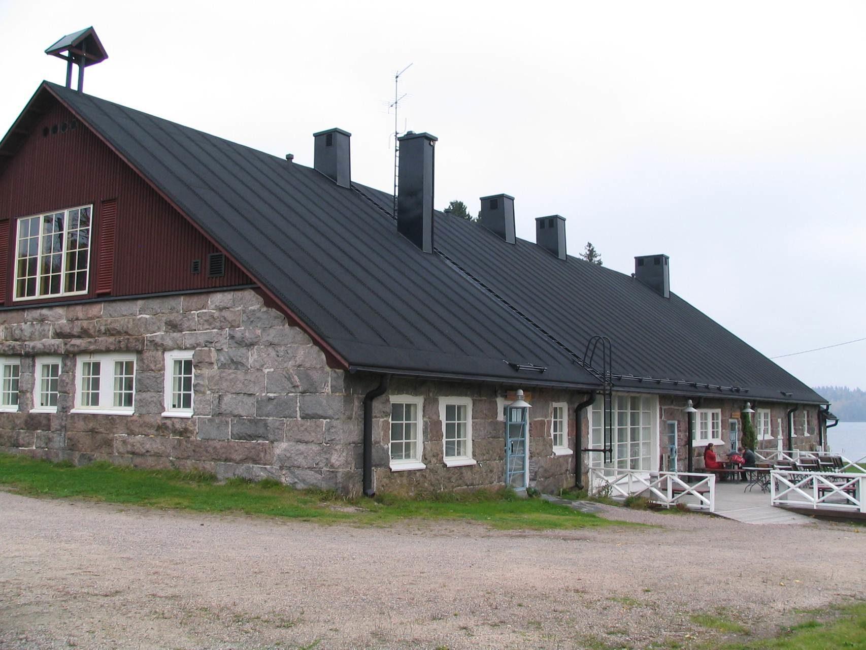 Ravintola & Ulkoilukeskus Oittaa