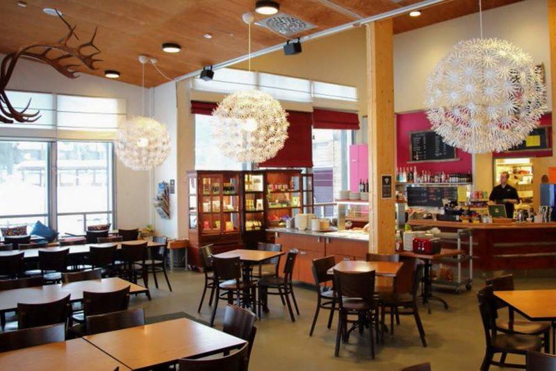Lounas @ Café Loimu