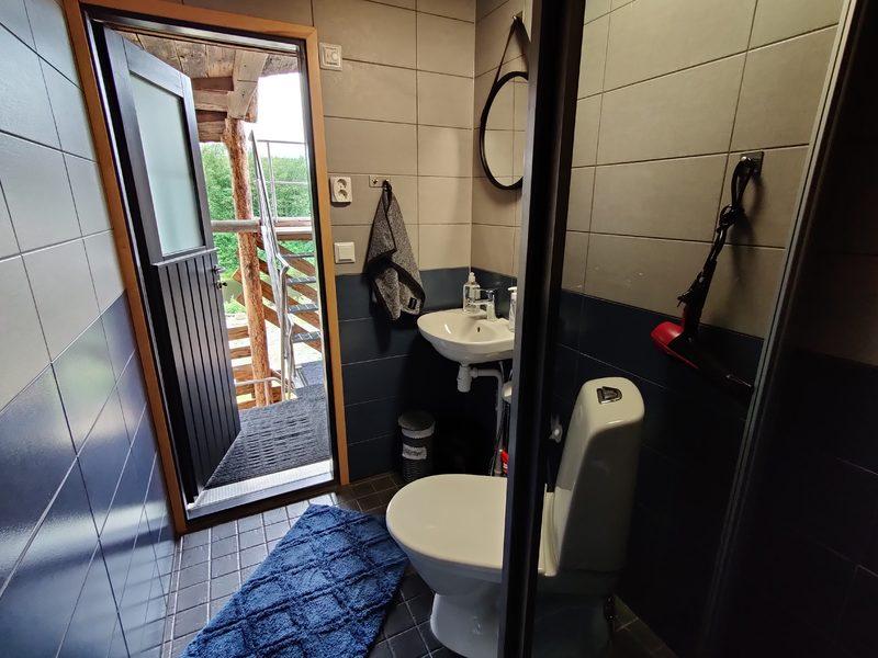 Oma kylpyhuone