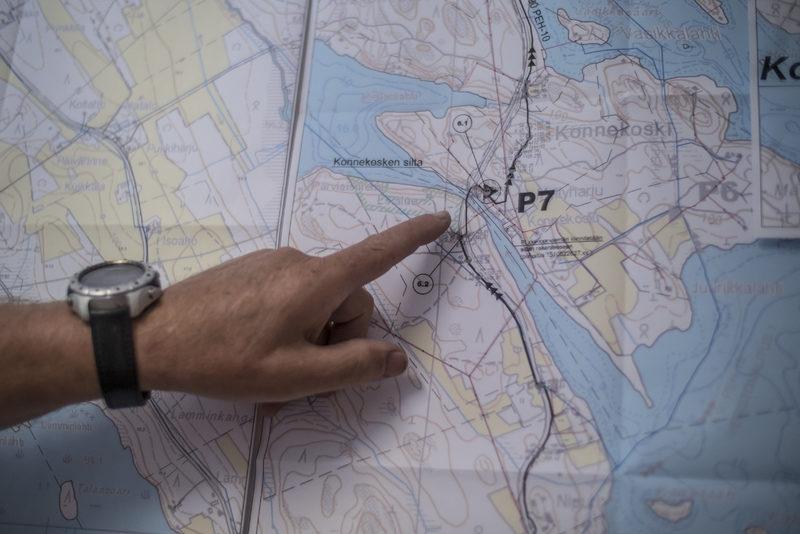 Kartat ja esitteet