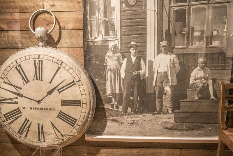 Rautalammin museon vuosikortti, perhekohtainen