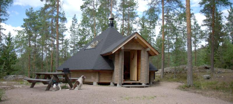 Karhulahti Lapp Hut