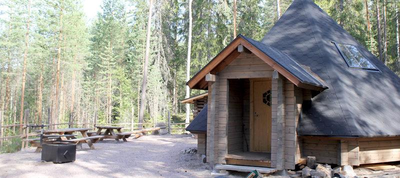 Lojukoski Lapp Hut