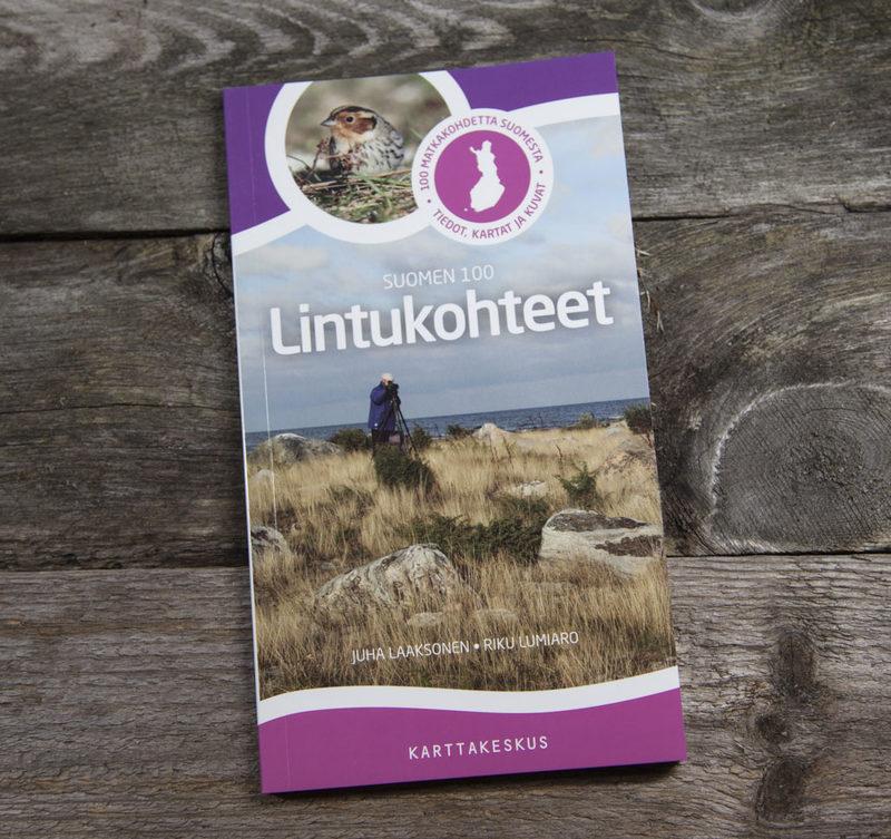 Suomen 100: Lintukohteet