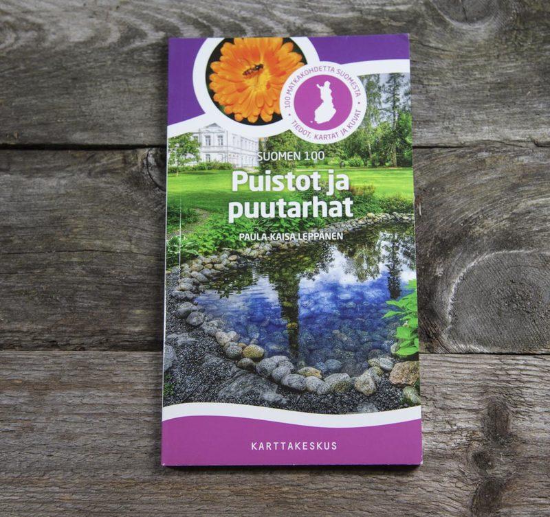Suomen 100: Puistot ja puutarhat
