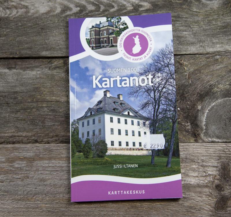 Suomen 100: Kartanot