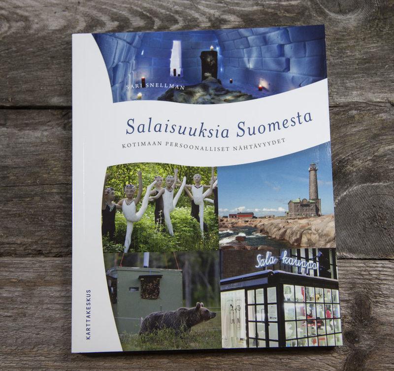 Salaisuuksia Suomesta: Kotimaan persoonalliset nähtävyydet