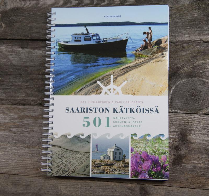 Saariston kätköissä: 501 nähtävyyttä Suomenlahdelta