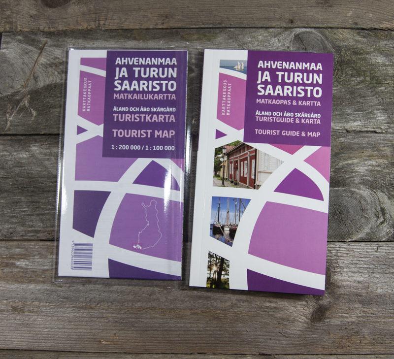 Ahvenanmaa ja Turun saaristo: Matkaopas