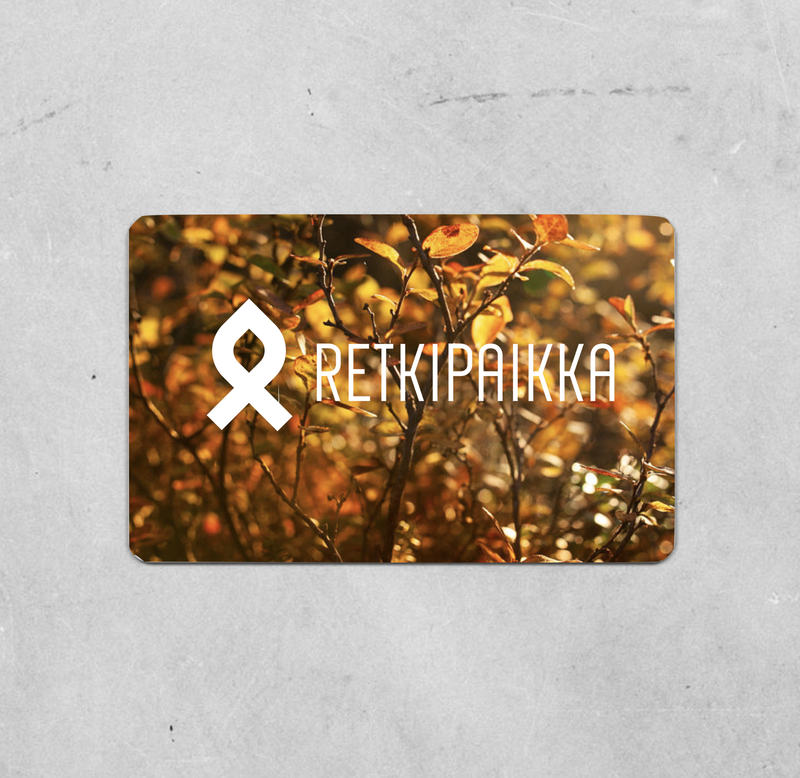 GIFT CARD: Finland, Naturally