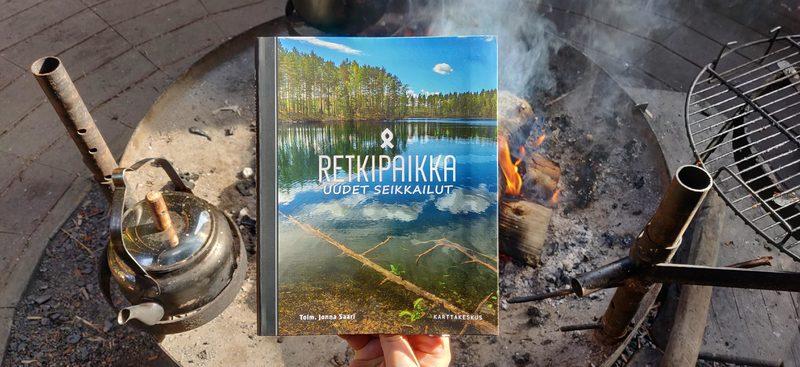 Retkipaikka - uudet seikkailut -kirja