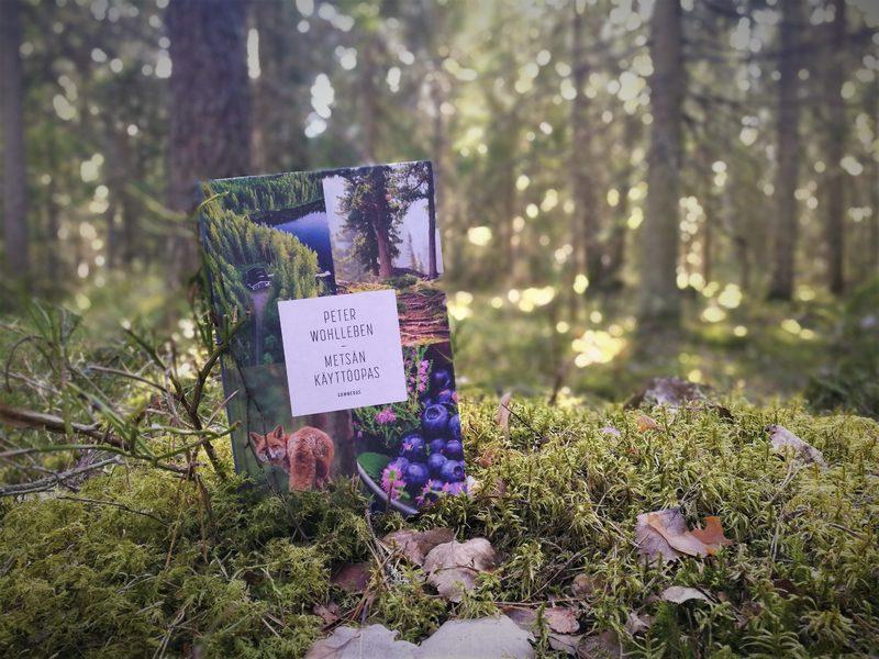 Metsän käyttöopas - Peter Wohlleben