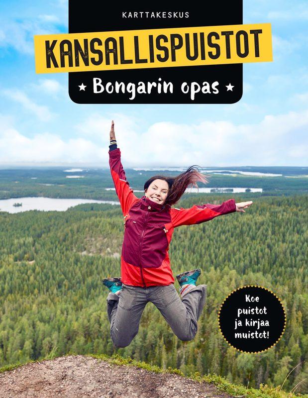 Kansallispuistot Bongarin opas
