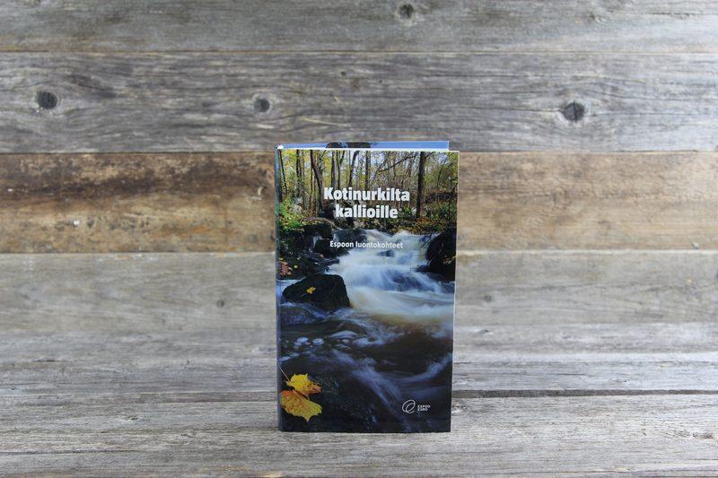 Kotinurkilta kallioille - Espoon luontokohteet 2021