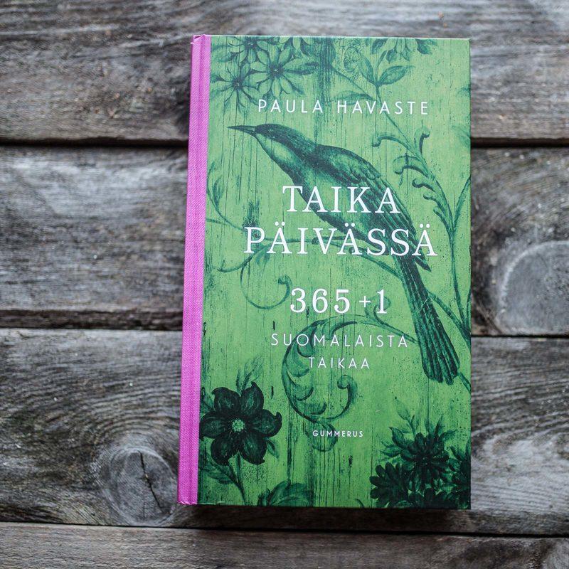 Taika päivässä – 365 plus 1 suomalaista taikaa, Paula Havaste