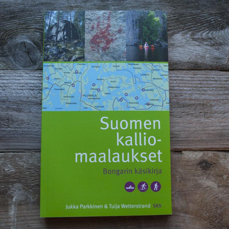 Suomen kalliomaalaukset - Bongarin käsikirja