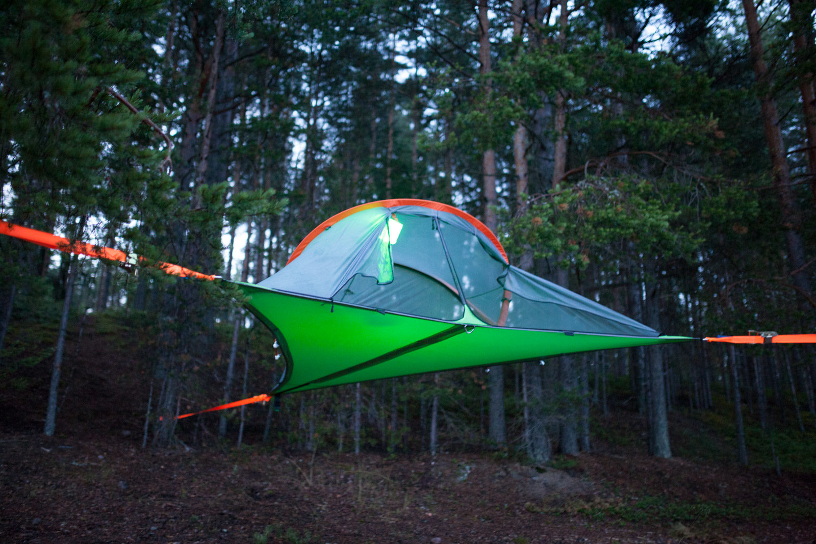 Tentsile Experience