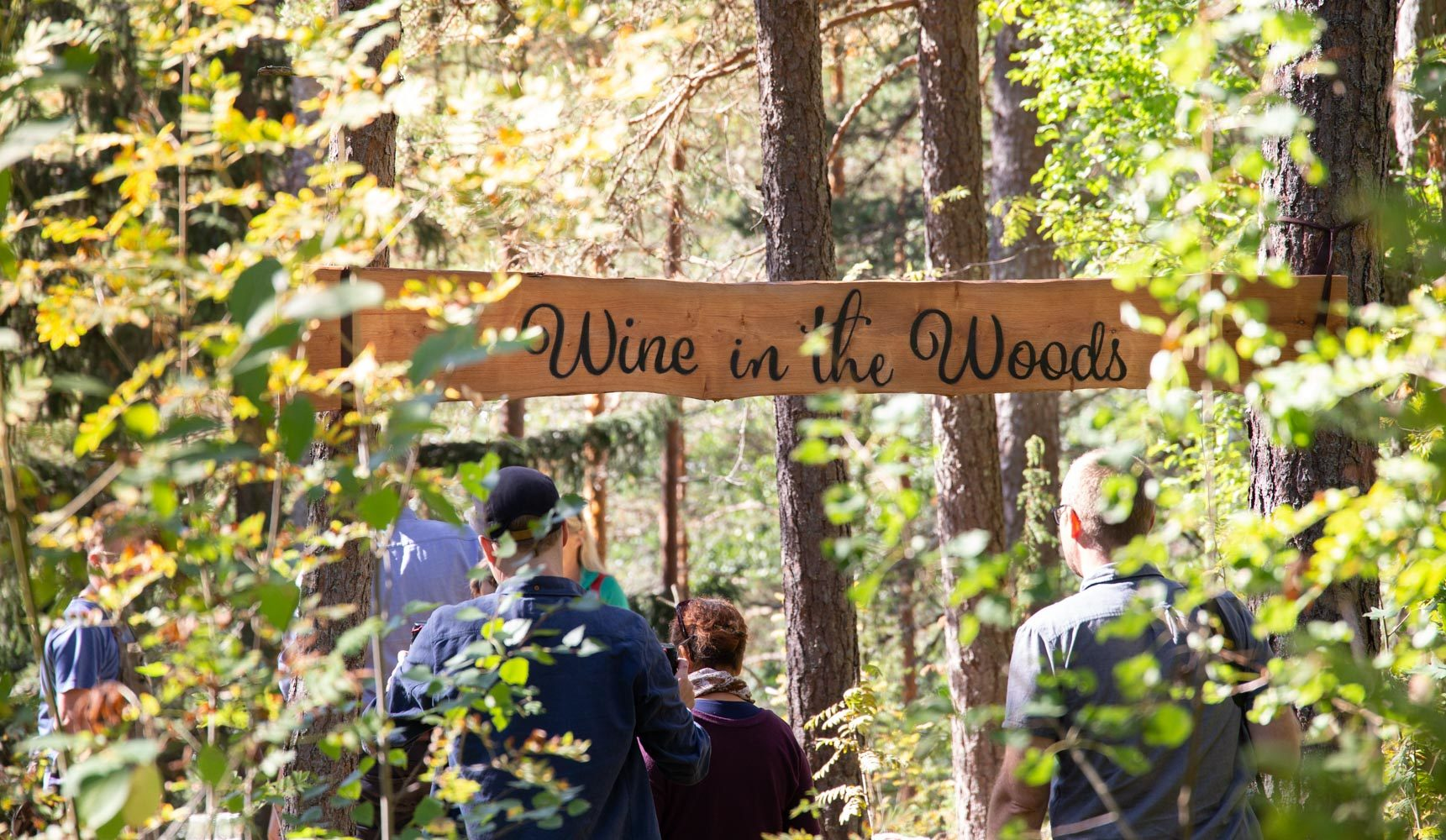 Wine in the Woods -private