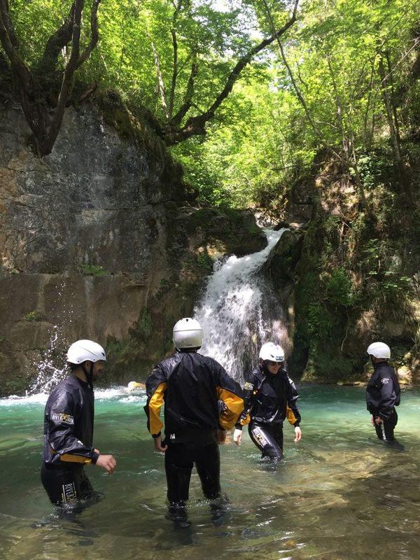 River Walking 'Jannello'
