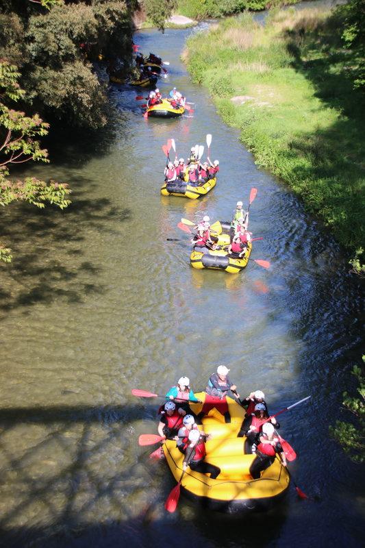 Rafting Fun Trip
