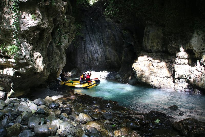 ARCHEO GEO RAFTING EXPEDITION