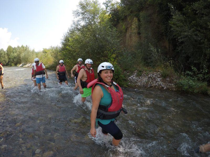 River Walking 'Mercurio'