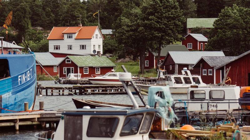 Coastal Route Bengtskär-Rosala