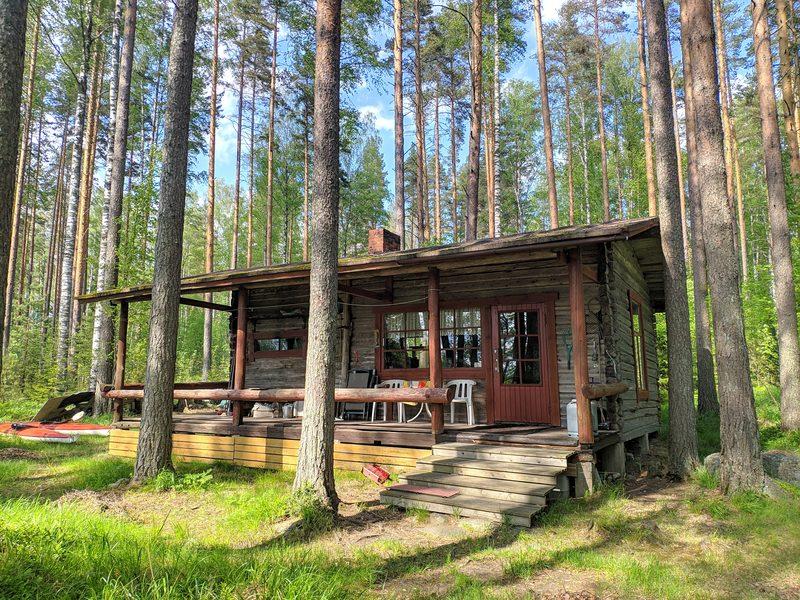 M411 Kangasniemi, Puulavesi See, 2-5 pers.