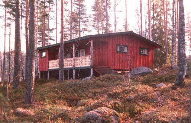 L060 Savitaipale, Kuolimo-See, 6-8 pers.