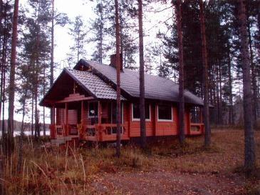 L168 Parikkala, Ylä-Tyrjä järvi, 5 henk.