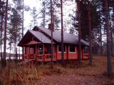 L168 Parikkala, Ylä-Tyrjä See, 5 pers.