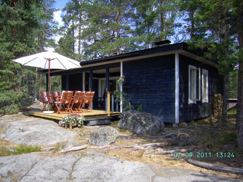 P007 Lemi, Saimaa-See, 2-6 pers.