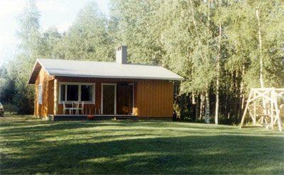 M221 Hirvensalmi, Iso Salasjärvi -See, 2-4 pers.