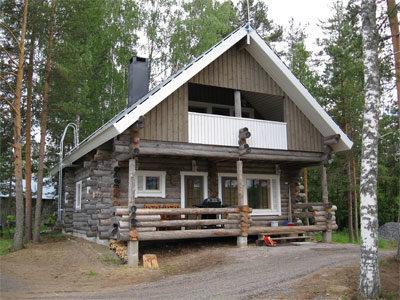 M831 Ristiina, Lake  Saimaa, 2-6 pers.