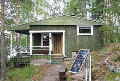 M709 Puumala, Lake Saimaa, 2-4 pers.