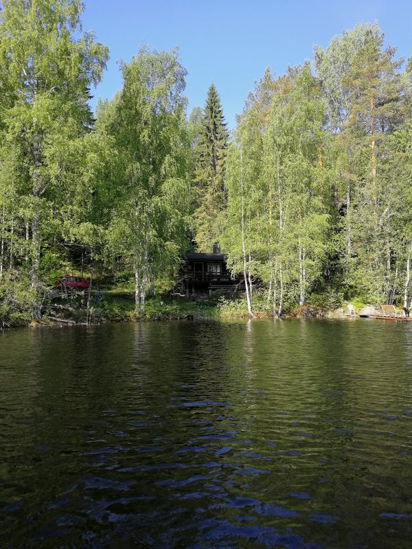 L033 Puumala, Saimaa-See, 2-4 pers.
