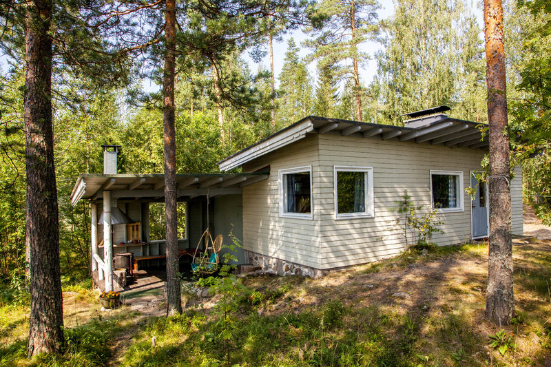 L032 Ruokolahti, Lake Kuokkanen, 2-4 pers.