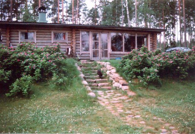 L332 Savitaipale, Lake Vartusjärvi, 6-9 pers.