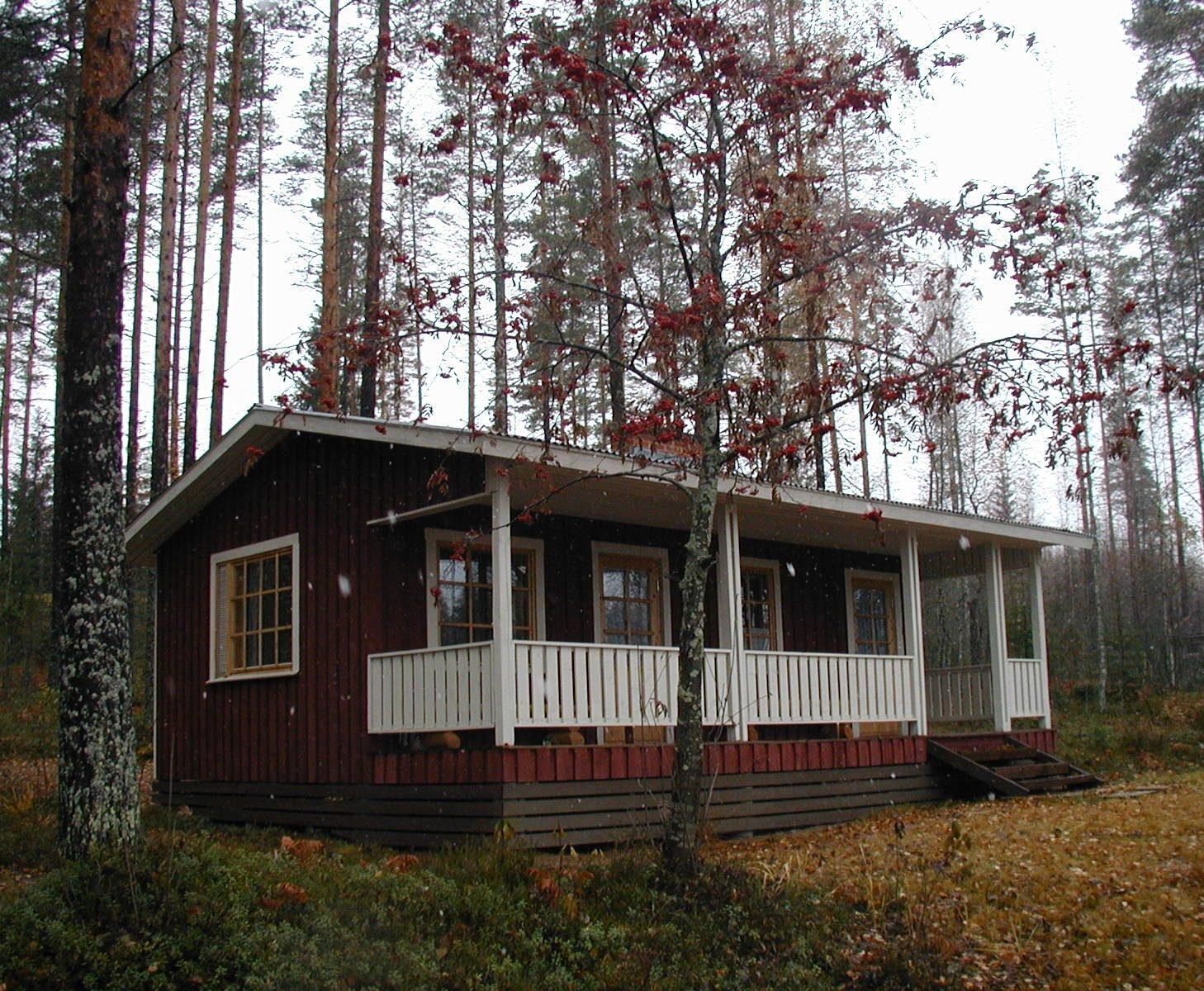 L446 Rautjärvi, Latvajärvi, 2-4 henk.