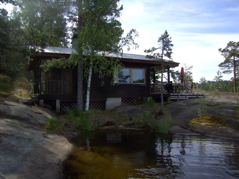 P006 Lemi, Saimaan saaressa, 2-6 henk.