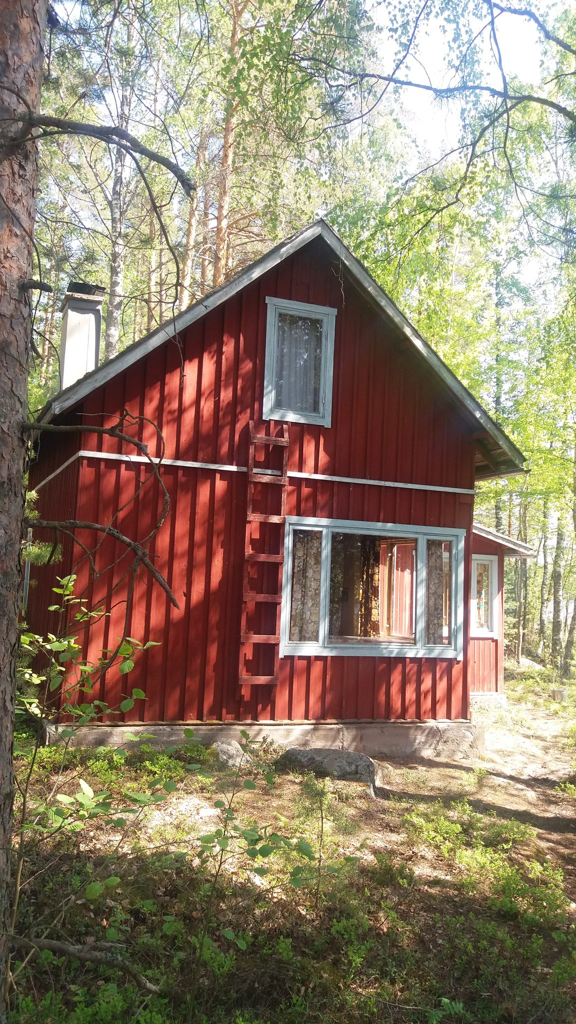 L044 Taipalsaari, Saimaa, 2-4 henk.
